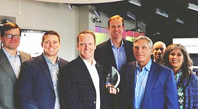 AVANT Sales Enablement Partner of the Year 2018 | TierPoint
