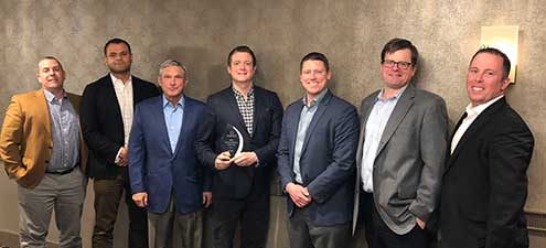 CDW National Partner of the Year 2018 | TierPoint